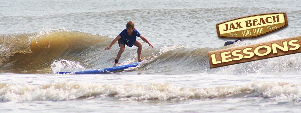 Jacksonville Beach Surf Shop Surf Lessons