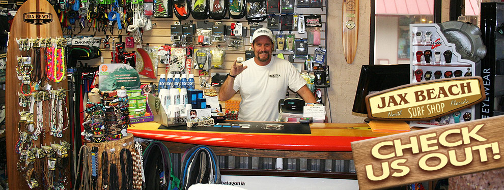 Jacksonville Beach Surf Shop Surf